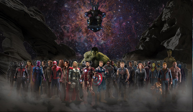 In Avengers: Infinity War ci saranno tanti nuovi mondi!