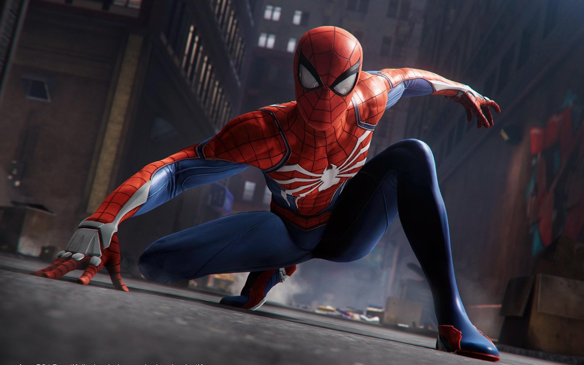 Star Wars Wall Mural Marvel S Spider Man Per Ps4 Potrebbe Anche Dar Vita Ad Un