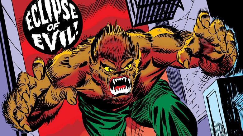 Marvel Studios Werewolf By Night