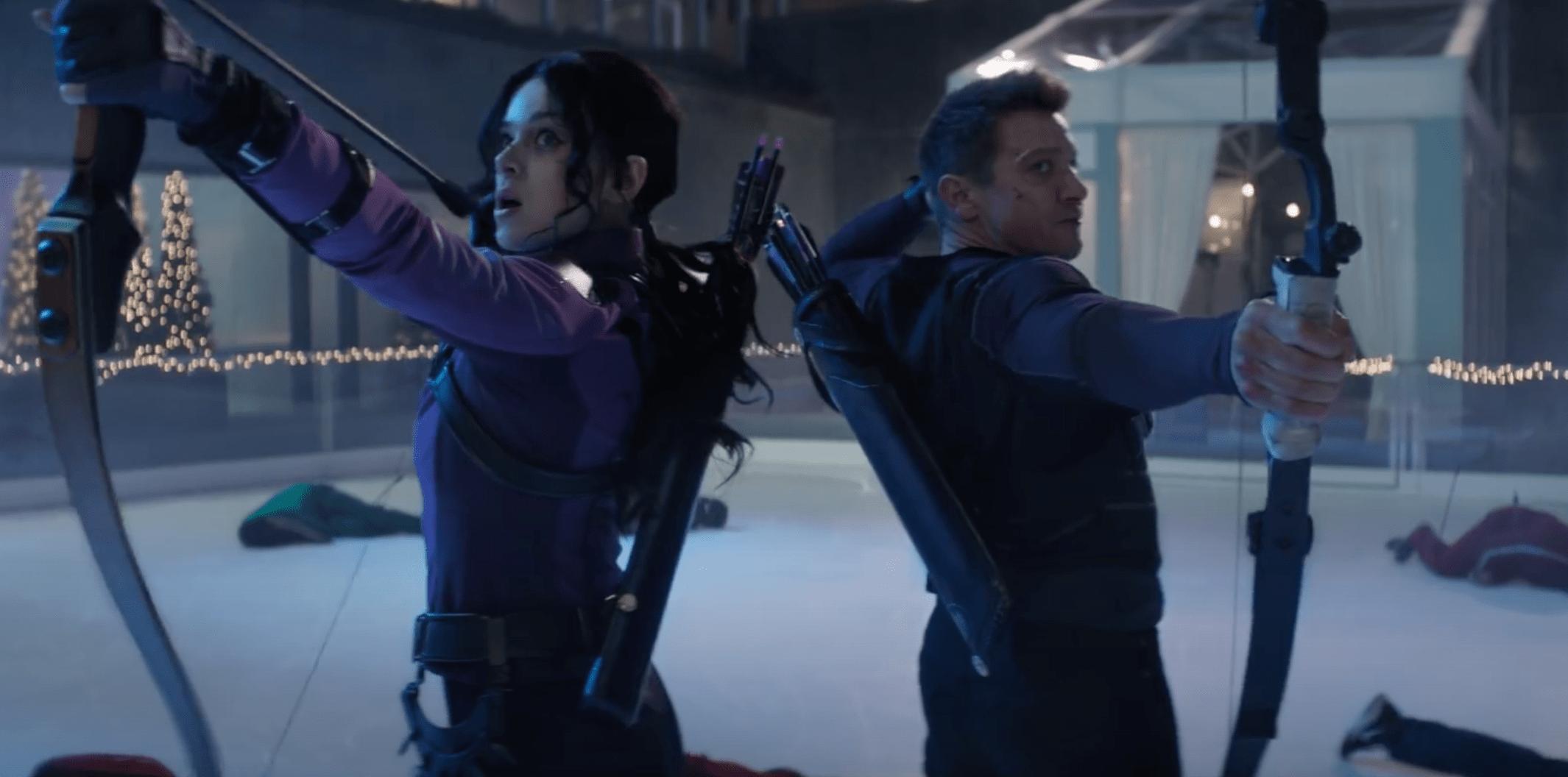 Hawkeye - ecco il primo trailer in italiano della serie su ...